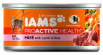 American Distribution & Mfg 04341 ProActive Health Cat Food, Lamb & Rice P t , 5.5-oz. Can