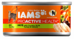 American Distribution & Mfg 04344 ProActive Health Cat Food, Turkey & Giblet P t , 5.5-oz. Can