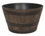 "Att Southern HDR-005063 15.5"" Whiskey Barrel"