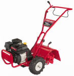 Mtd Products 21D-65M8766 Super Bronco Rear Tine Tiller, 208cc Engine