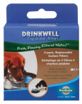 Radio Systems PFD17-12905 Drinkwell Hy-Drate Filter, 3-Pk.