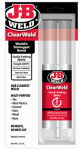 J-B Weld 50112 Quick Setting 5-Minute Epoxy Adhesive Syringe, 25 ml.