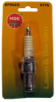 Midwest Engine Warehouse 6775 Small Engine Spark Plug, Bpr6es Blyb, Must Purchase in Quantities of 6.