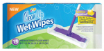 Flp 8863 15PK Wet Floor Wipes