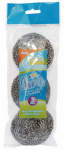 Flp 8868 3 Pack Stainless Steel Scourer