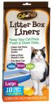 Flp 8886 10PK Litter Box Liners