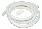 Wiremold CM61 CordMate Flexible or Flex Cable Tubing, 5-Ft. x 3/8-Inch