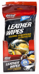 Flp 8909 24PK Leather Wipes