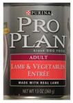 American Distribution & Mfg 02777 Dog Food, Canned, Lamb & Vegetable, 13-oz.