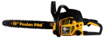 Poulan/Weed Eater PP3816A 967196401 Gas Chain Saw. 38cc, 16-In.
