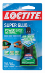 Henkel 1503241 Super Glue, Power Easy Control, 4-gm.