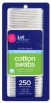Flp 9884 250CT Cotton Swabs