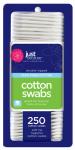 Flp 9884 250CT Cotton Swabs