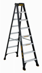 Louisville Ladder DXL3010-08 Fiberglass Step Ladder, Type IA, 8-Ft.