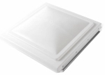 Camco Mfg 40155 RV Vent Lid, White Polypropylene