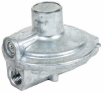 Camco Mfg 59013 RV Low-Pressure Propane Regulator, Single-Stage