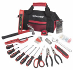 Hangzhou Great Star Indust 164663 Tools & Bag, 40-Pc. Set