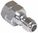 Mi T M AW-0017-0017 Pressure Washer Quick Connect Plug, 1/4 FNPT x 1/4-In.