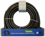 A R North America PW909101K Pressure Washer Extension Hose For Wand & Lance Units, 1/4-In. x 25-Ft.