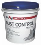 U S Gypsum 380060 1-Gallon Dust Control Lightweight Joint Compound