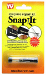 Qa Worldwide SNAPIT-D Eyeglass Repair Kit