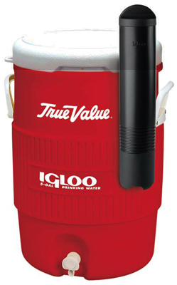 Igloo  42163 Water Cooler With True Value Logo, 5-Gals.  guaranteed