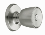 Weiser Lock GAC531 B26D WS 6LR1 Beverly Entry Door Knob, Chrome