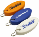 Unified Marine 50091620 Foam Float Key Chain