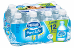 Nestle Water North Amer 12130143 Purelife 12PK 8OZ Water