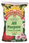 Kellogg Supply 8641 12LB All Purpose or Antique Pewter Fertilizer