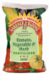 Kellogg Supply 8649 Tomato & Vegetable Fertilizer, 4-6-3, 12-Lbs.