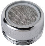 Brass Craft Service Parts SF0059X Faucet Aerator, Male, Chrome-Plated Brass, 15/16-In. x 27-Thread