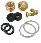 Brass Craft Service Parts SF0172X Repair Kit or Kitchen With Seats For Price Pfister Lavatory & Kitchen Faucet Stems