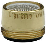 Brass Craft Service Parts SF0205X Faucet Aerator, Male, Polished Brass, 15/16-In. x 27-Thread