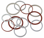 Brass Craft Service Parts SC0270 Faucet Cap Thread Gasket Kit