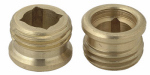 Brass Craft Service Parts SC0751X 2PK 1/2x20T Faucet Seat