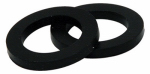 Brass Craft Service Parts SF0101 Aerator Washer, Rubber, 31/64 x 23/32 x 3/32-In, 2-Pk.