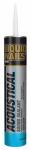 Liquid Nails/Ppg Arch Fin AS825 Acoustical Sound Sealant, Latex, 28-oz.