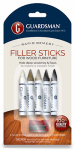 Guardsman Products 500300 Guardsman Wood Filler Sticks With Sharpener, 5-Pk.