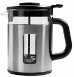 Oxo International 11108500 Good Grips French Press Coffee Maker, Stainless Steel Housing, 4-Cup