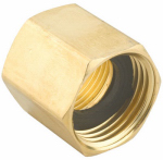 Fiskars Brands 7FP7FH Gilmour Double Female Brass Connector