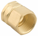 Fiskars Brands 7FPS7FH Gilmour Double Female Swivel Brass Connector