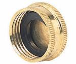 Fiskars Brands 05HCC Gilmour Brass Hose Cap