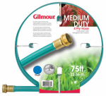 Fiskars Garden Watering 15058075 15 Series Garden Hose, Medium Duty, 4-Ply Reinforced Vinyl, 5/8-In. x 75-Ft.