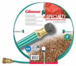 Fiskars Brands 270142 Sprinkler & Soaker Hose, 3-Tube, Flat, 50-Ft.