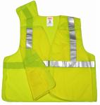 Tingley Rubber V70522.S-M SM/MED GRN Safe Vest
