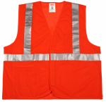 Tingley Rubber V70629.4X-5X 4XL/5XL ORG Safe Vest