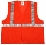 Tingley Rubber V70629.S-M SM/MED ORG Safe Vest