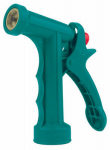 Fiskars Brands 501 Hose Nozzle, Pistol Grip, Rust-Proof Polymer