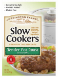 Kent Precision Foods Group L364-DB842 Slow Cookers Tender Pot Roast Mix, 2.5-oz.